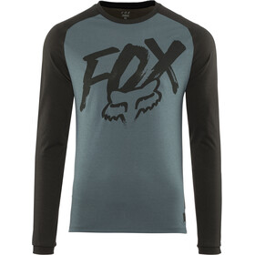 Fox Ranger Dri-Release Fox LS Jersey Men midnight